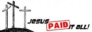 Jesus Paid It All logo