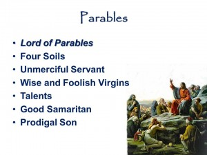 2008-09-14 Lord of Parables